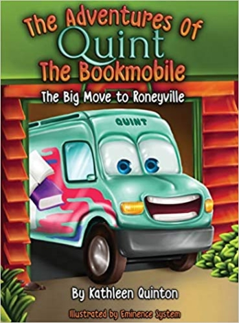 The Adventures of Quint the bookmobile